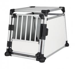Trixie 39342 Transportbox, Aluminium, 63 x 65 x 90 cm -